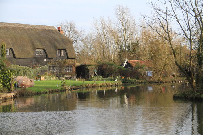 Flatford Mill John Constable Scenics Landscapes With WhiteWall Landscape_photography