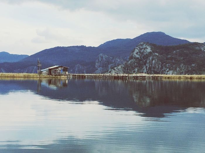 Dalyan Delta Lake Paradise Turkey