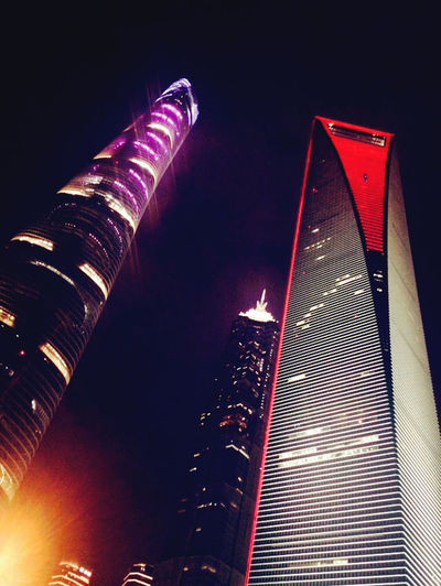 NIGHT IN SHANGHAI National Day The TOP Of SHANGHAI