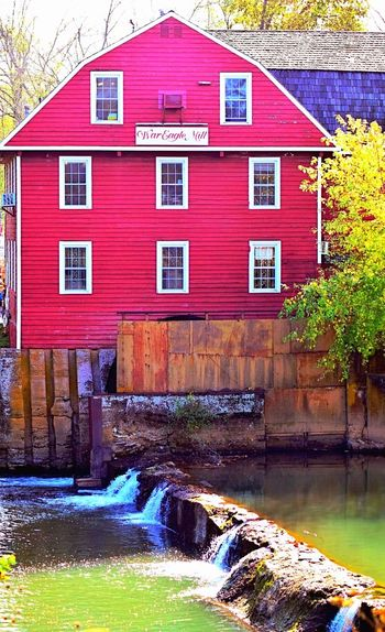 War Eagle Mill United States Arkansas Travel Photography History Water Old Watermill