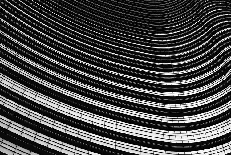 Milano EyeEmNewHere Futuristic Milano Skyscrapers Abstract Architectural Design Architecture Backgrounds Black And White Blackandwhite Building Building Exterior Built Structure Concentric Day Low Angle View No People Pattern Skyscraper Tower