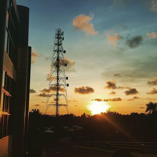 Sunset view Igers IGDaily Tyaeze Tya714 Biakkch