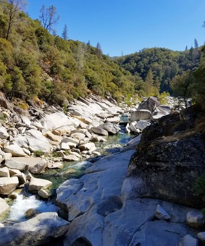 Nature Day Outdoors No People Blue Tranquility Sky Beauty In Nature Clear Sky Water Riverside Photography River Yubariver Yuba River
