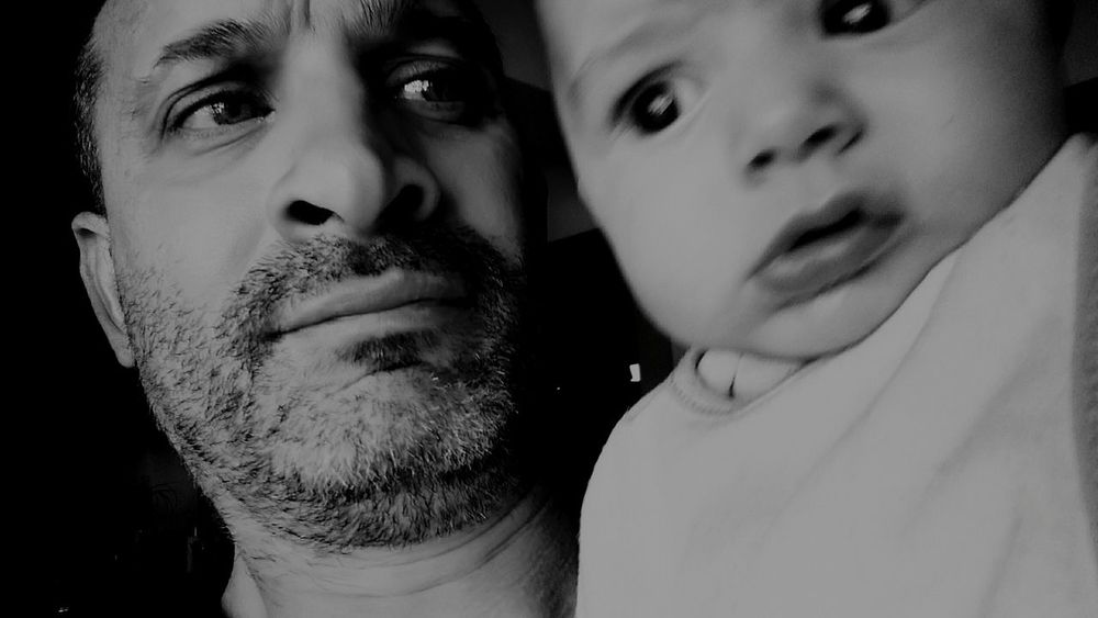 Padre e Hijo ( Father and Son) Taking Photos Blackandwhite The Portraitist - 2015 EyeEm Awards Foto Photography Eye4photography