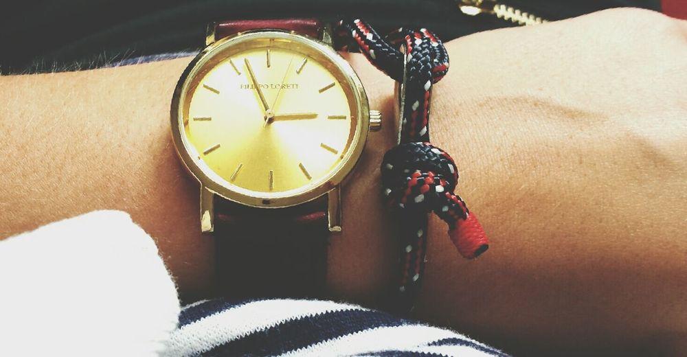 Time is running New Watch Shkertik Fall Golden