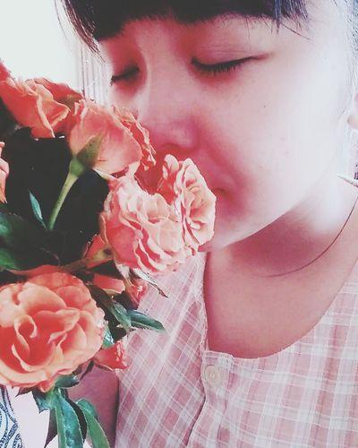 Relaxing Sunday Flowerrose