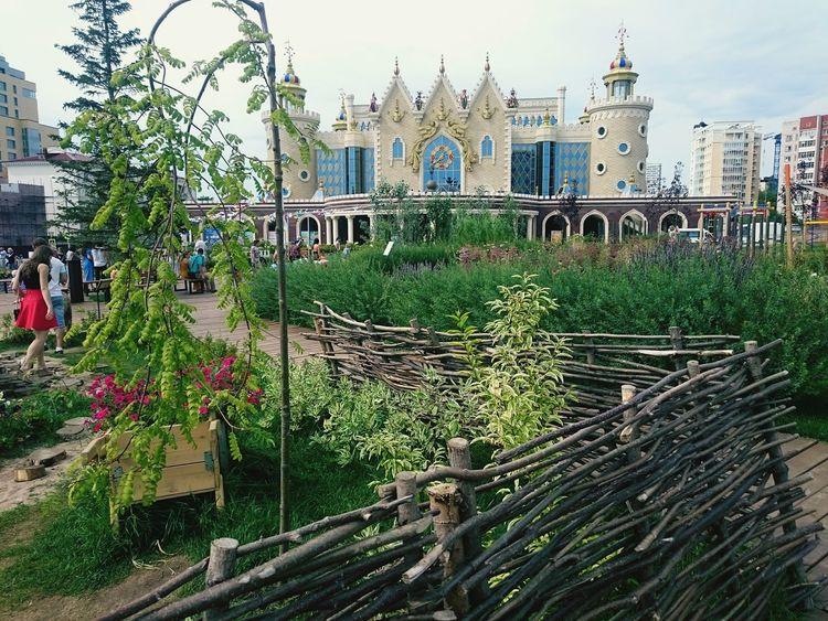 Фестиваль цветов казань татарстан ландшафтный дизайн