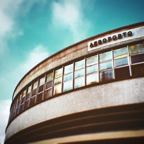 Congonhas Congonhas Aeroporto Architecture Sky No People Urban Film Industry
