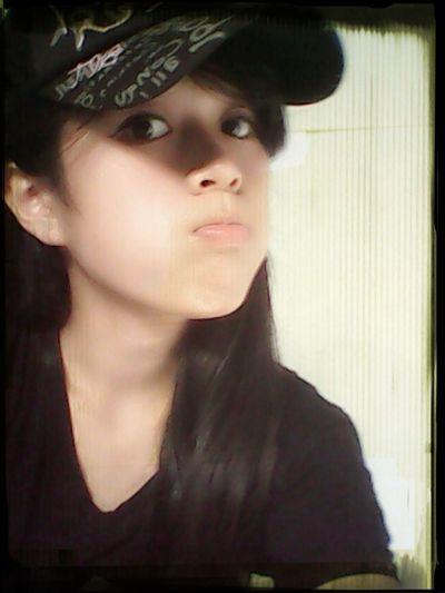just me self