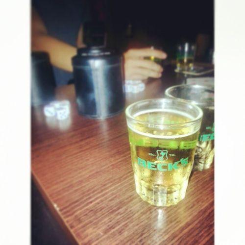 drinking, yet again