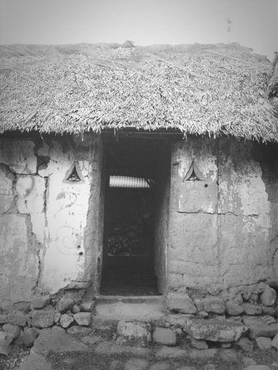 The Gate Architecture Black And White Classic Bali