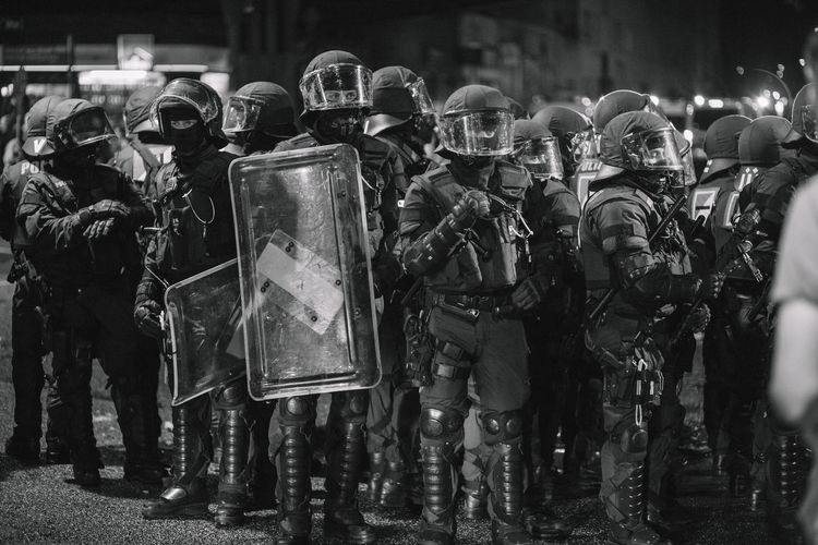 Black & White G20 Summit Polizei Armed Forces Army Soldier Black And White Clothing Crowd Government Group Of People Headwear Large Group Of People Law Military Military Uniform Police Police Force Police Uniform Protection Real People Responsibility Safety Security Street Uniform
