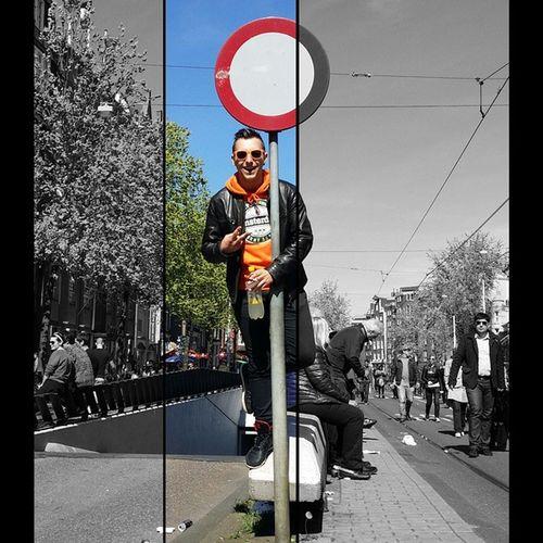 Throwback Kingsday Mysterymonday Amsterdam Chaos