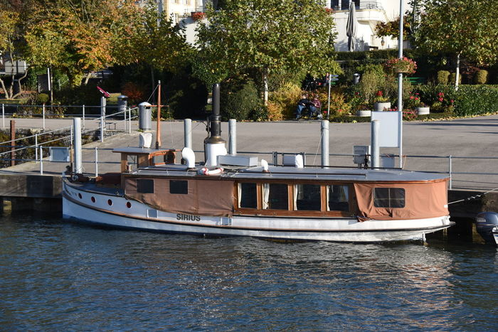 Schweiz Dampfschiff Lake Murten Murten Murtensee Seeland Steamboat Switzerland