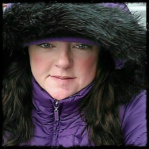 My Purple Coat with Fur in the hood. Purplecoat ilovepurple purple4ever purplemadness purpleobsession purpleaddiction warm happygirl smile walmart selfie selfienation cellphonephotography pixlromatic portorchardwashington droidmaxx