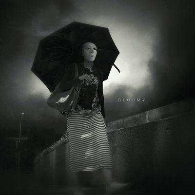 Gloomy. Original pic by @iyoso (IG)