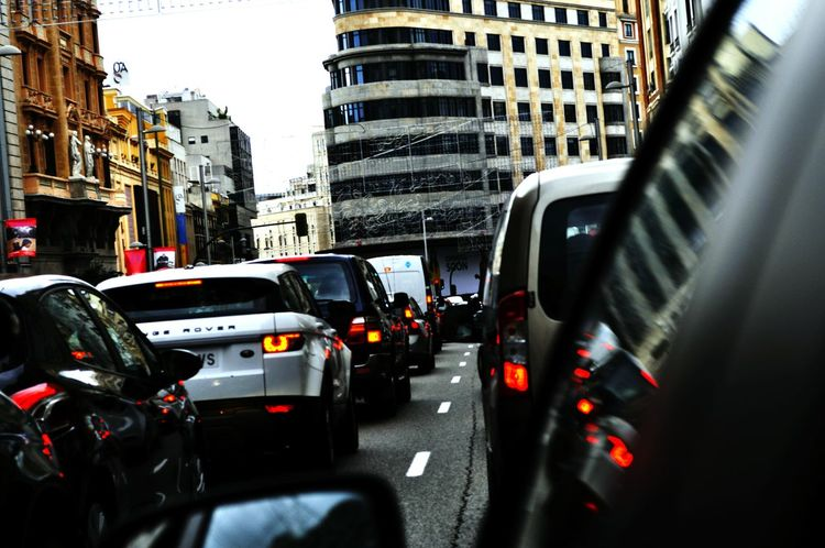 My Year My View Car Transportation City Traffic Driving Landrover  Land Vehicle Range Rover