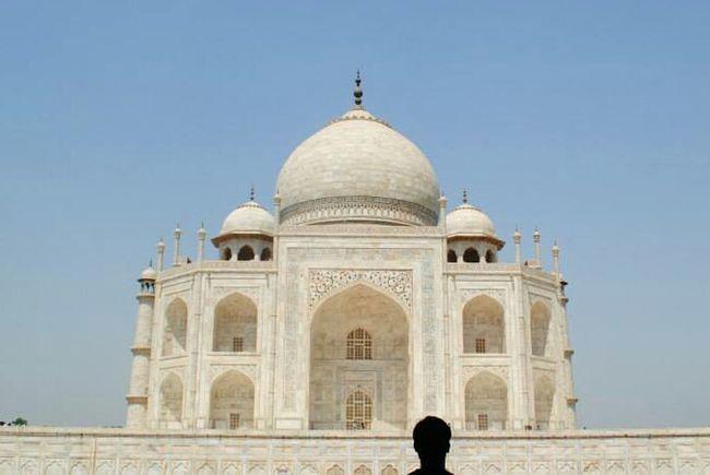 At Tajmahal Incredible India India Hanging Out
