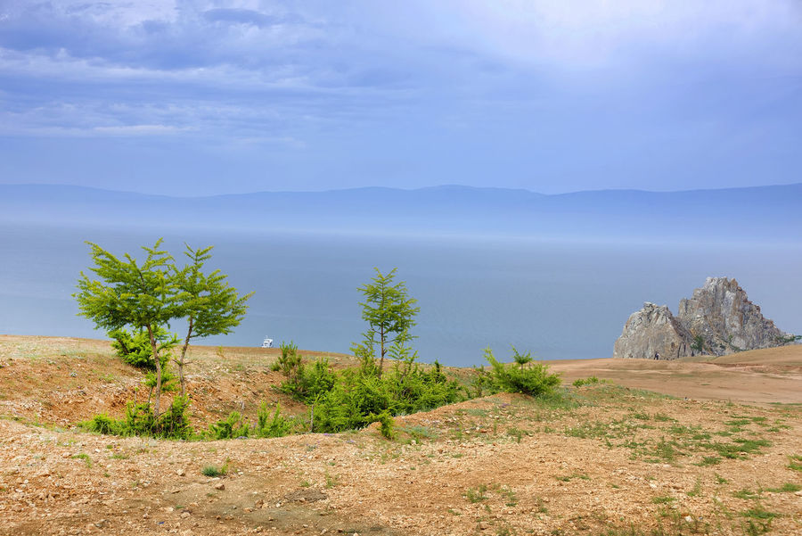 Nikon D750, Nikkor 28-300mm f 3,5-5,6 ED VR Baikal Beauty In Nature Burhan Nature Non-urban Scene Olkhon Outdoors Russia Scenics Shamanism Siberia Tranquil Scene Tranquility