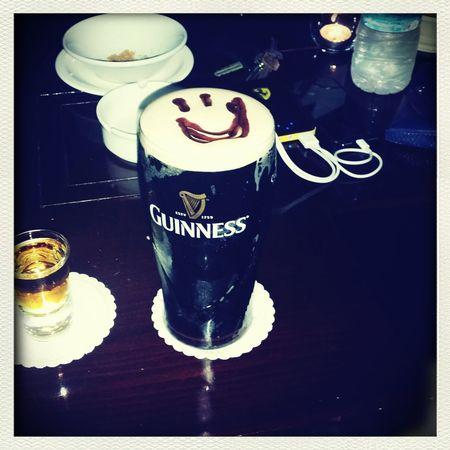 Happy Irishman