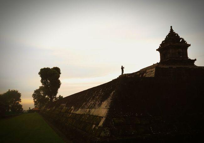 History Architecture Travel Travel Destinations Statue Outdoors Day Candibarong Jawatengah EyeEmBestPics EyeEm Gallery EyeEm Best Shots Nature Sunset