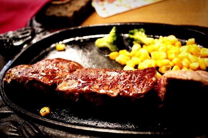 ステーキハウス88 修学旅行 沖縄 夕食 美味しかったです