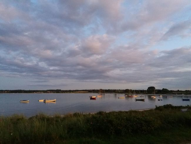 Abendstimmung Am Meer Tranquil Scene No People Cloud - Sky Outdoors Scenics Beach Beauty In Nature Mix Yourself A Good Time The Week On EyeEm Germany🇩🇪 Landscape_lovers Nature On Your Doorstep Ostholstein Baltic Sea EyeEm Germany Cloud And Sky Evening Sky