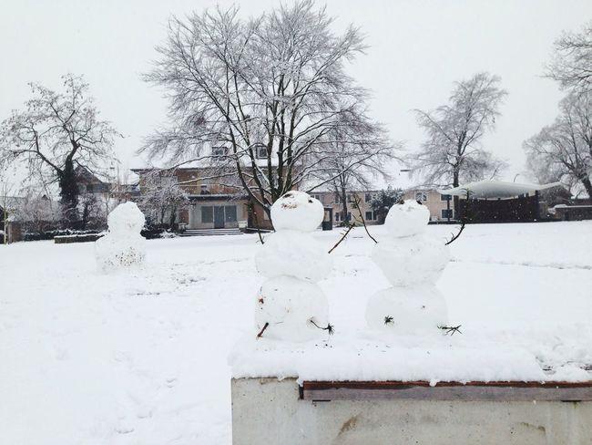 Snow Schneemann Süss