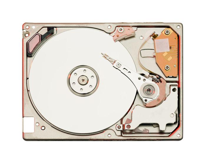 Close-up Computer Disk Electronics  Equipment Hard Drive Machine Part Machinery Man Made Object Memory Storage