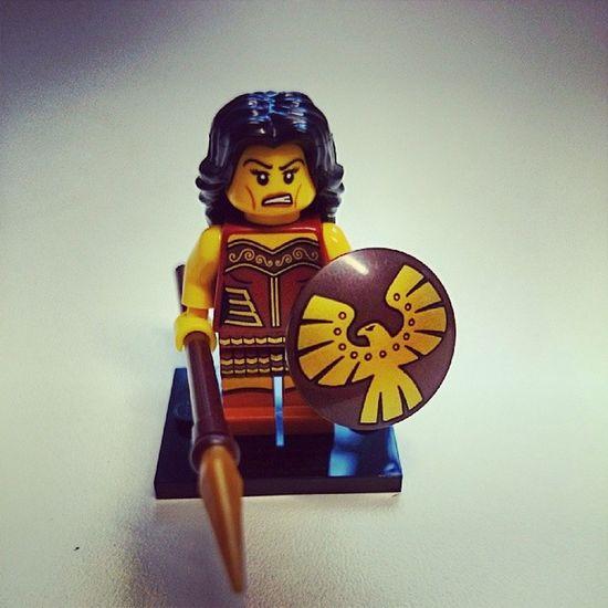 Wie war das nochmal mit: LEGO bringt nichts für abenteuerliche Mädchen? Hmmmm? Minifigures Minifig Amazone gender