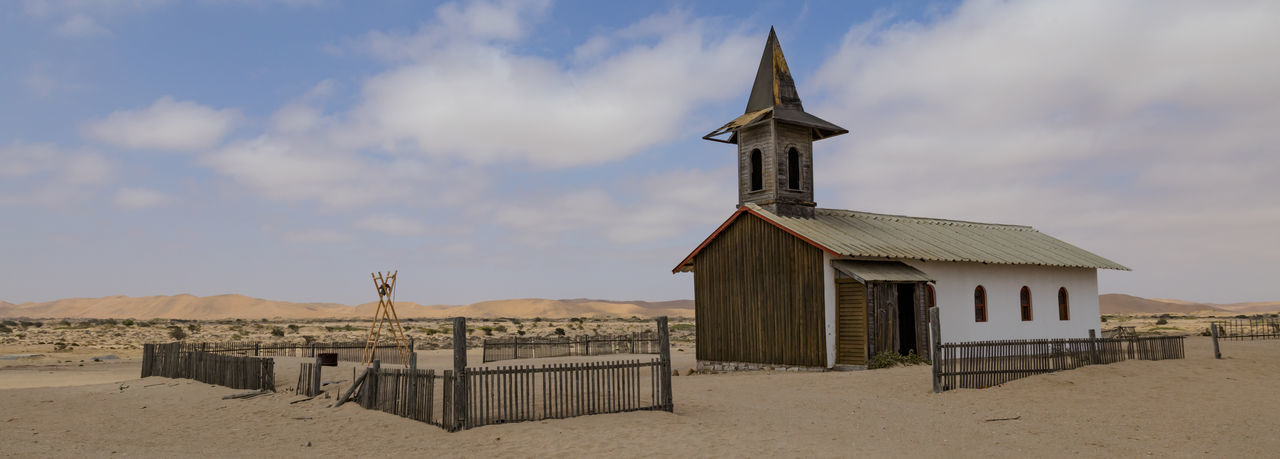 A Small Church in the Naukluft Area of Namibia Church Desolate Holidays Namibia National Park Travel Built Structure Cloud - Sky Land Landscape Nature Naukluft National Park Outdoors Place Of Worship Religion Southern Africa Vacation