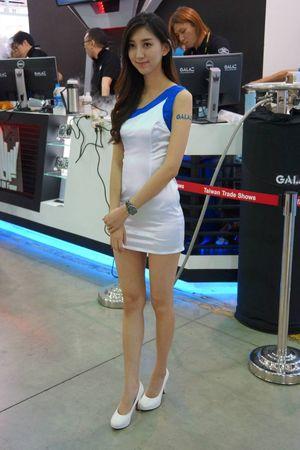 Joanne Chu - 邱家慧 People Show Girl