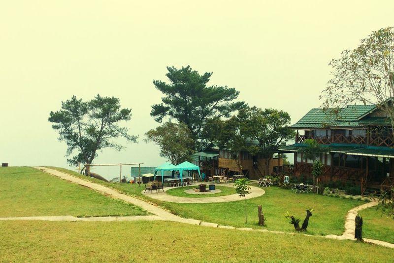 I'm on top. Landscape Vacation Puncaklawang Westsumatera
