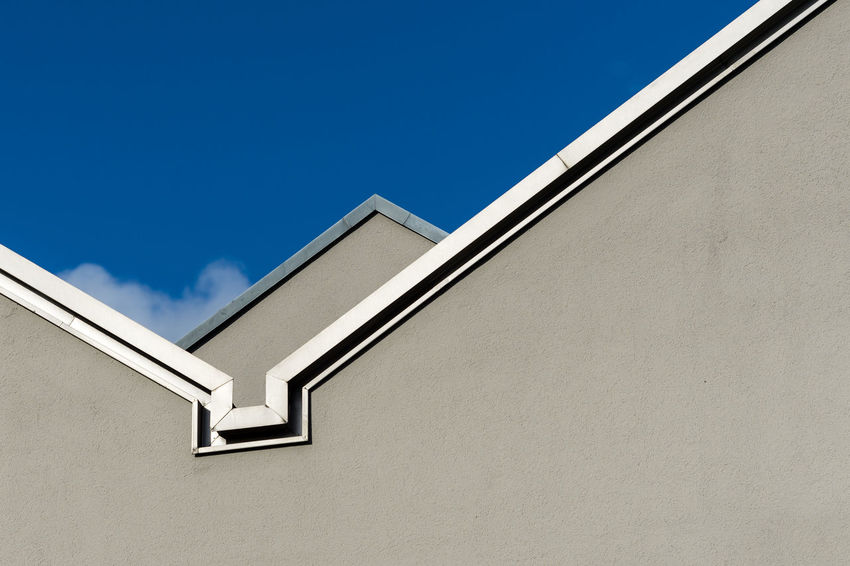 Berlin Architecture Architecture Building Exterior Built Structure Clear Sky Close-up Copy Space Day Low Angle View No People Outdoors Roof Sky