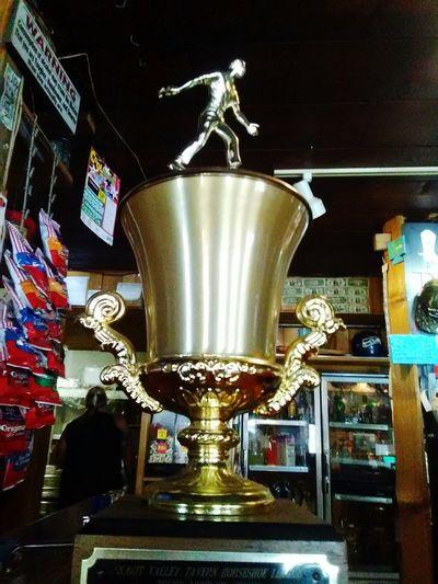 Travlin Trophy