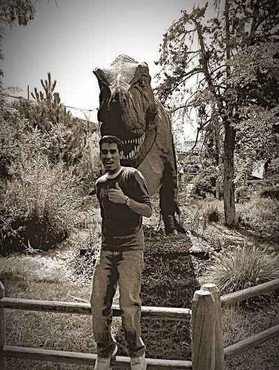 At Sorna Island at Jurassic World