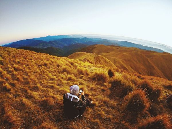 Summit Summit View Mt. Pulag Phillipines Mountains Showcase: January A Bird's Eye View People And Places