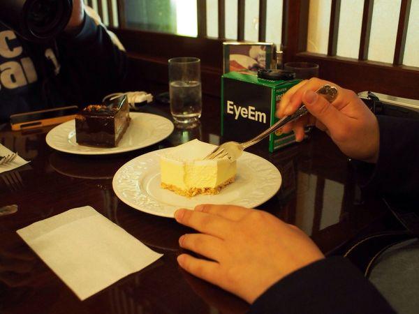 EyeEm Tokyo Meetup 3 後のダベリング中