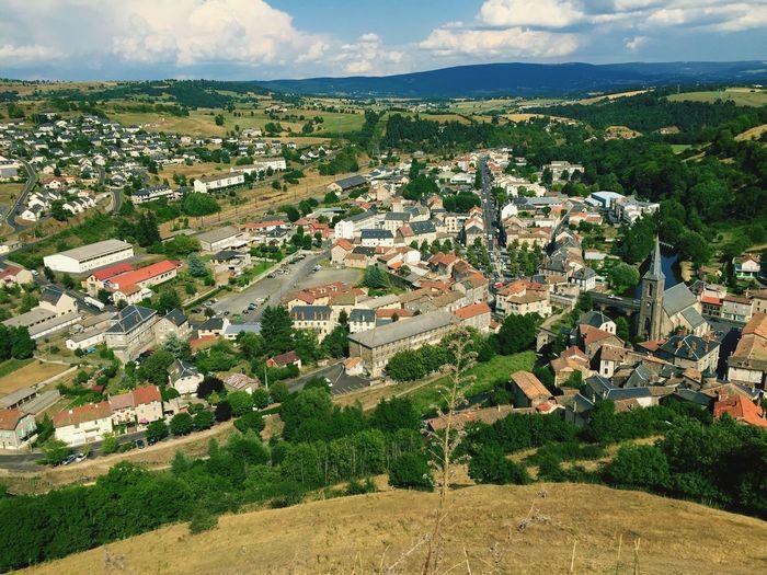 Petit vue sur l'ensemble de la ville basse First Eyeem Photo