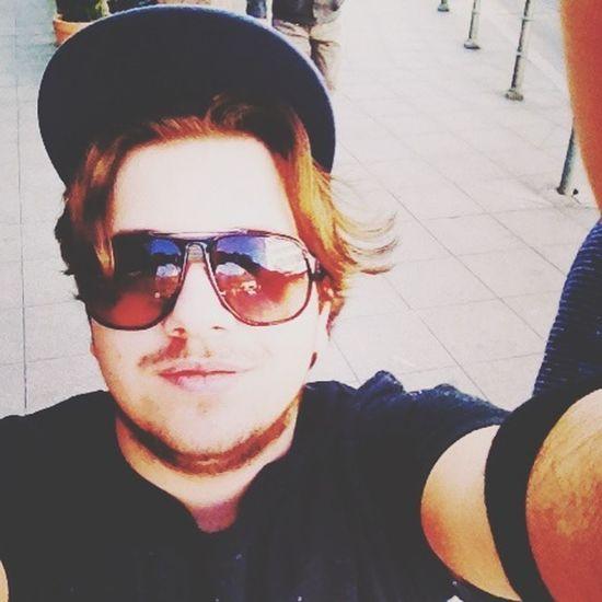 Me :)  Selfie Frankfurt Travel