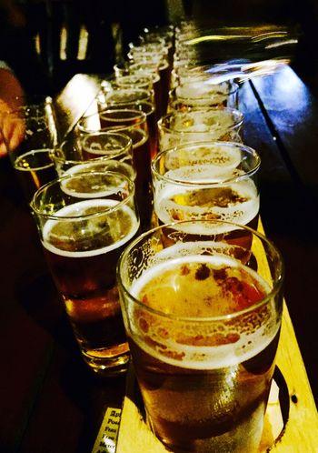 Meter für Meter Bier Pils