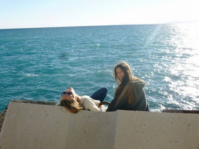 Sea Bestmoment Friends Love ❤️