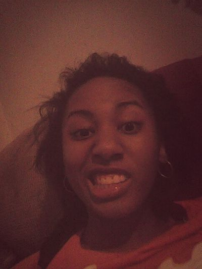 Being Silly/bored