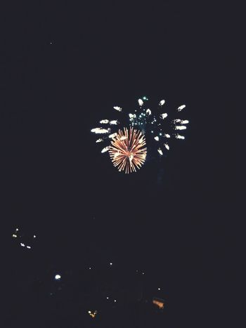 Fireworks August 20 Love