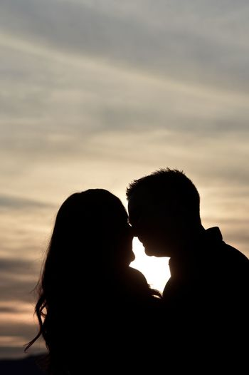 Soulmates Engagement Two People True Love And Soulmates Soul Mate Affectionate Bonding Cloud - Sky Couple - Relationship Embracing Heterosexual Couple In Love Young Couple Kissing Love Loving Couple Man And Woman Walking Marriage  Married Couple Outdoors Real People Relationship Concepts And Ideas Relationships Goals😍 Romance Romantic Sky Silhouette Sky Sky Backgrounds Togetherness