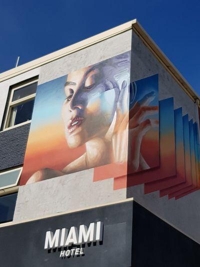 Miamihotel Northmelbourne Artporn Nofilter