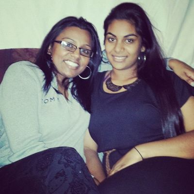 My little sister from another mister!!! Silena Teamgopaul Stacy TeamPersad mylittlesister floridian backathome UncleRamo AuntieMini ilovetheGopauls HappyHolidays HappyBoxingDay myextendedfamily theyareamazing