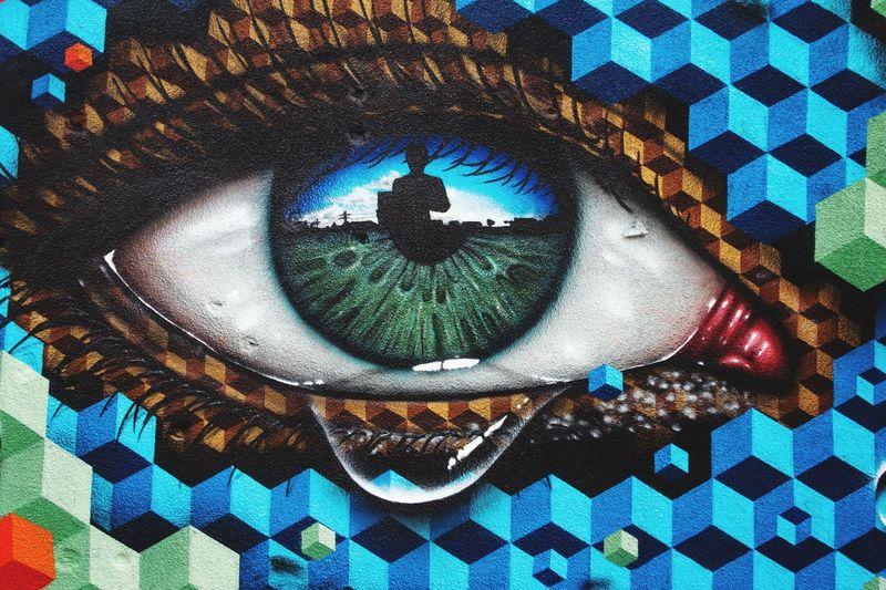 Creativity Psssst. ..♥ Love ♥ No People Streetphotography Graffiti Graffiti Art Street Art Streetart/graffiti StreetArtEverywhere Bristol, England Bristol Upfest2017 Snub23 Mydogsighs Donttellanyone