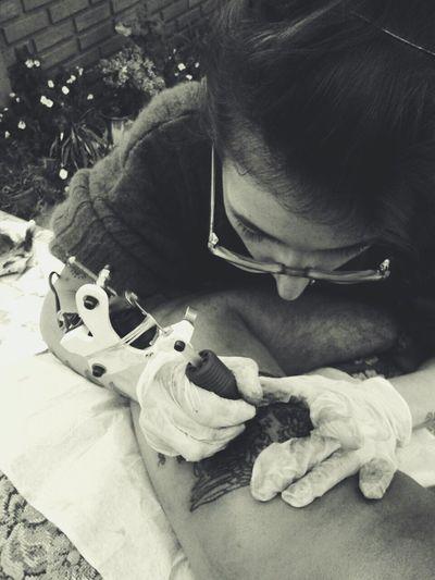Tatto Queen★ Tattoos By Cnslsnchz♡ CnslsnchzNslvtrr★ Tattoo. Taking Photos Tatuando Tattoo Tatuajes Tattooed Tattoo ❤ Tatto ✌ Tattoos