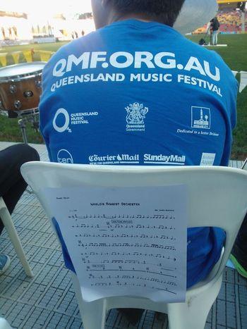 World's Biggest Orchestra Challenge 2013
